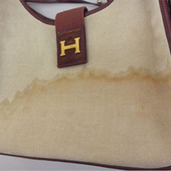 Handbag before and afters